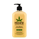Hempz Citrus Blossom Herbal Body Moisturizer 17 oz