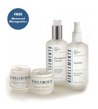 Bioelements Great Skin in a Box Starter Kit - Very Oily and Oily Skin