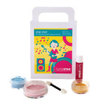Luna Star All-Natural Mineral 4 Piece Makeup Play Kit - Pop Star