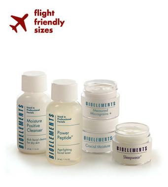 Bioelements Travel Light Kit - Very Dry and Dry - beautystoredepot.com