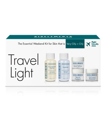 Bioelements Travel Light Kit - Very Oily + Oily