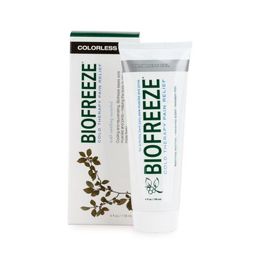 Biofreeze - Colorless Gel 4 oz