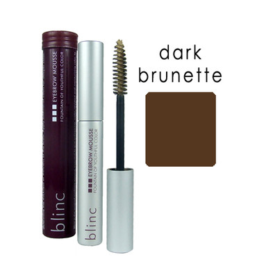 blinc Eyebrow Mousse - Dark Brunette