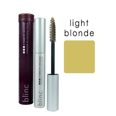blinc Eyebrow Mousse - Light Blonde