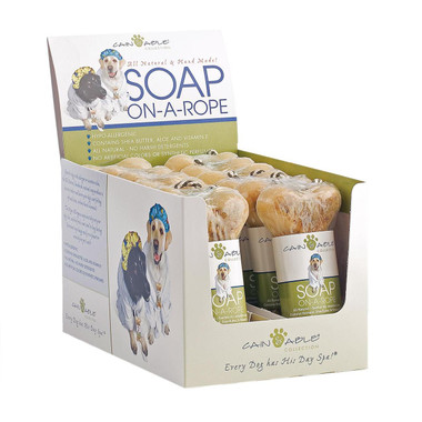 Cain & Able Soap-On-A-Rope