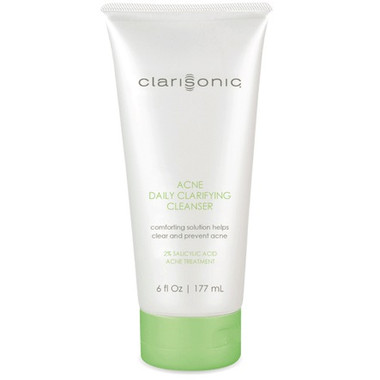 Clarisonic Acne Daily Clarifying Cleanser 6 oz - beautystoredepot.com
