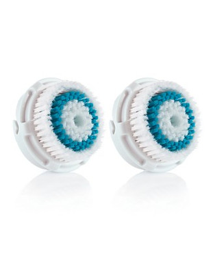 Clarisonic Replacement Brush Heads Twin Pack (Deep Pore Cleansing)