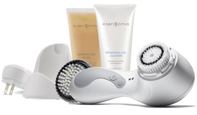 Clarisonic PLUS Skin Care Brush System Kit - White