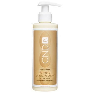 CND Almond Hydrating Lotion 8 oz