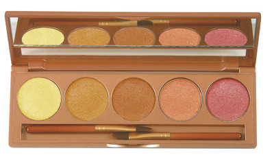 Colorescience Pro Mineral Corrector Palette - Tan to Deep