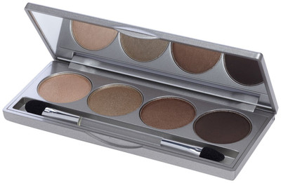 Colorescience Pro Mineral Eye Shadow Palette - Timeless Neutrals