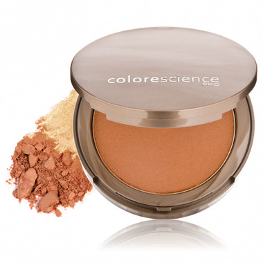 Colorescience Pro Illuminating Pressed Pearl Powder Compact - Bronze Kiss