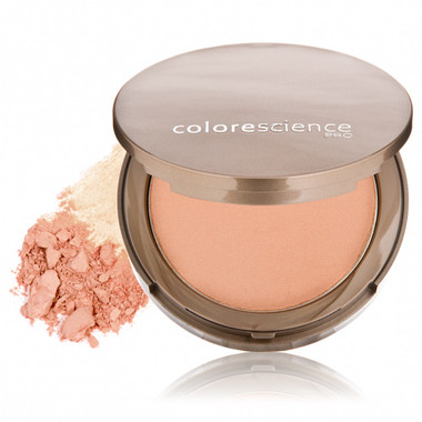 Colorescience Pro Illuminating Pressed Pearl Powder Compact - Champagne Kiss - beautystoredepot.com