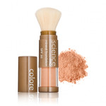 Colorescience Pro Loose Mineral Powder Foundation Brush SPF 20 - Not Too Deep .21 oz