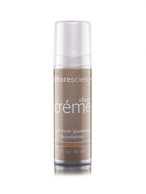 Colorescience Pro Sheer Creme Foundation - Girl From Ipanema 1 oz