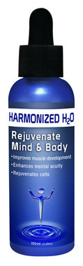 Osmosis Harmonized H2O Rejuvenate Mind & Body