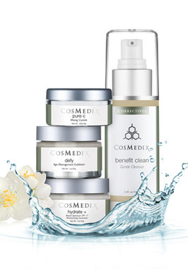 CosMedix Discover Results Bestsellers Collection