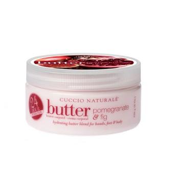 Cuccio Naturale Pomegranate and Fig Butter Blend 8 oz - beautystoredepot.com
