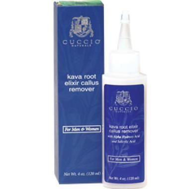 Cuccio Naturale Kava Root Elixir Callus Remover 4 Oz. - beautystoredepot.com