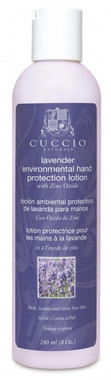Cuccio Naturale Lavender Environmental Hand Protection Lotion 8 oz