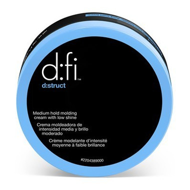 d:fi d:struct medium hold molding cream 2.65 oz