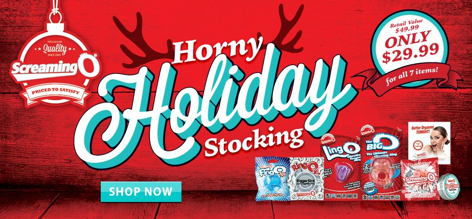 Cirilla's Horny Holiday Stocking Sale