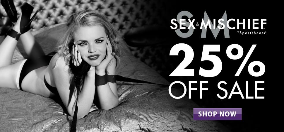 Cirilla's Sex & Mischief Sale