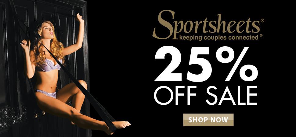 Cirilla's Sportsheets Sale
