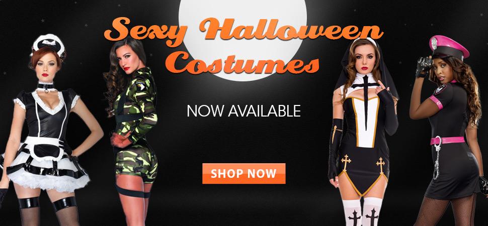 Cirilla's Sexy Halloween Costumes