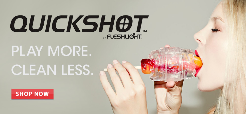 Cirilla's Fleshlight Quickshot Sale