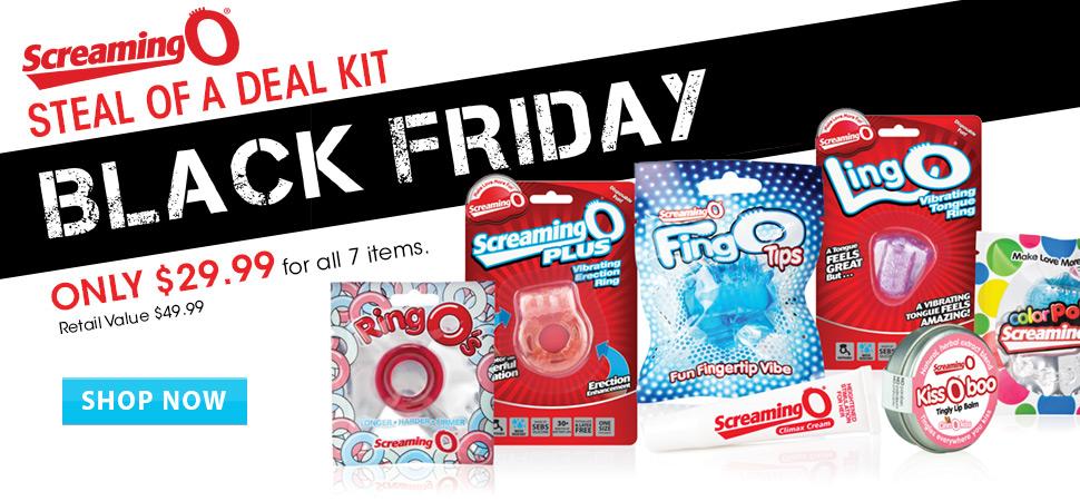 Cirilla's Screaming O Black Friday Sale
