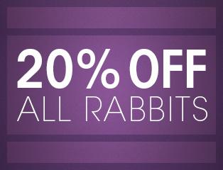 Cirilla's Spring Rabbits Sale