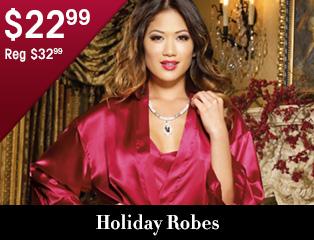 Cirillas Holiday Robe Sale