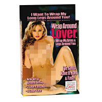 Wrap Around Lover Doll