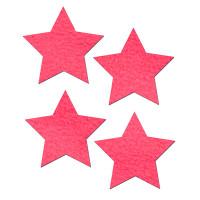 Petite Neon Pink Star Pasties