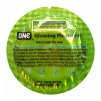 ONE Glowing Pleasures Condom