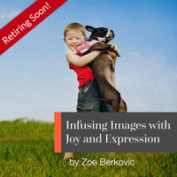 infusing images with joy and expression (zoe berkovic)