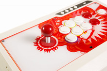 Qanba Q4 White & Red