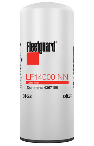 Filter Discounters - LF14000NN Fleetguard Oil Filteri image