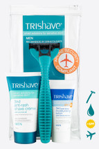 TriShave Shave Care Travel Kit - Men