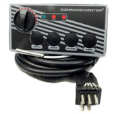 Tecmark Tridelta 4 Button Topside Control 120 Volt CC4-120-10-100