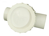 600-4000 Waterway Plastics Air Flapper Tee Check Valve 1""