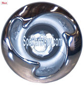 """PLU21703621 Cal Spas Stainless Jet Insert No Nozzle Style 2"""""""