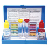 7228 Blue Devil  Spa 3 Way Test Kit OTO, Bromine/Chlorine, PH