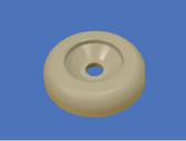 "Great Lakes Spa Cap For Large 3 Way Diverter Valve - Measure 3 3/4"" Gray # GL40005950"