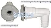 "2101643 Vita Spa Euro / Cluster Jet Assembly Measures 1 3/4"" In Diameter Gray"