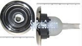 "210268 Vita Spa Select-A-Swirl Barrel Jet Face Measures 5"" In Diameter Stainless"