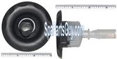 """210261 Vita Spa Midi Jet Face Measures 3"""" In Diameter Graphite Gray Vita 100 / 200, Sprt Series, Reflections 100 / 200"""