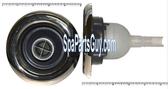"210267 Vita Spa Quad Plus Jet Chrome  Face Measures 5"" In Diameter (2005) Vita 700 and Reflections 600 / 700"