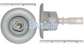 "210232 Vita Spa Select-A-Swirl Barrel Jet Face Measures 3"" In Diameter Gray"